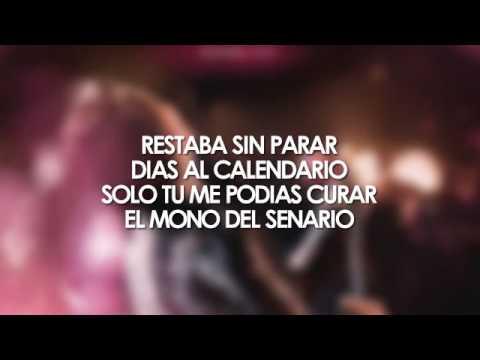 Alejandra Gúzman Yo Te Esperaba Letra Oficial Youtube