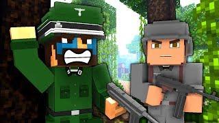PUSHING THEM BACK! - Minecraft WW2 (Call to Battle Mod Gameplay)