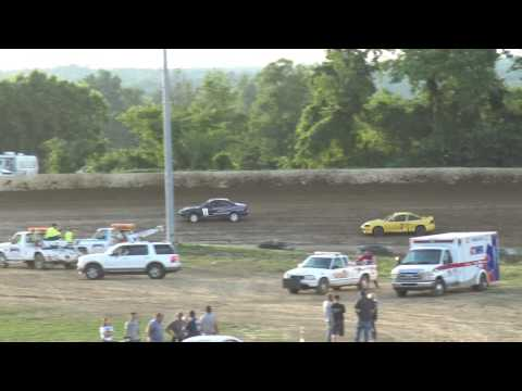 Florence Speedway | 6.17.17 | Hornets | Heat 2