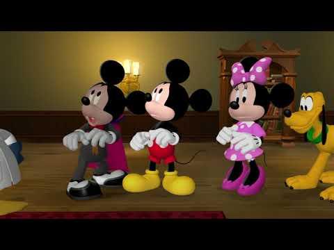Клуб Микки Мауса- Сезон 5 эпизод 7 - Мюзикл про монстров. Часть 1 |мультфильм Disney