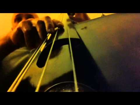F Jazz Blues Bass accompaniment backing track med Swing