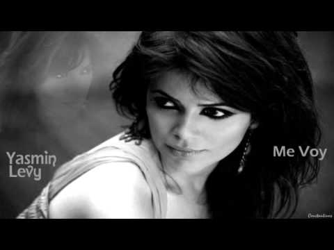 Yasmin Levy (Me Voy ) Greek lyrics