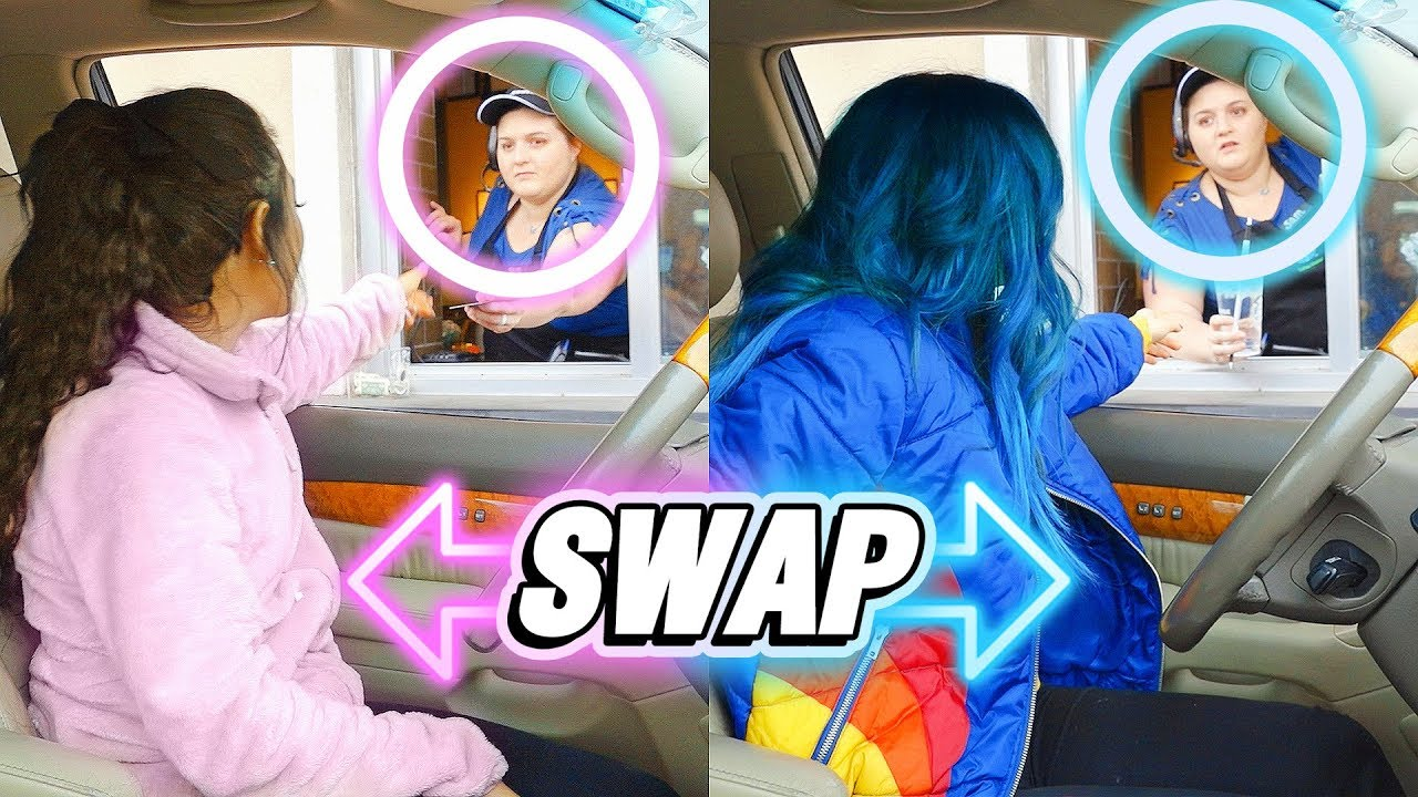 Twin Swap DRIVE THRU Challenge