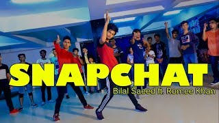 Snapchat Story - Bilal Saeed ft. Romee Khan Dance Choreography @Ajeesh krishna