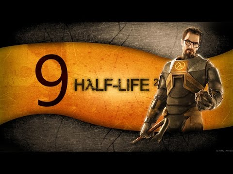 Half-Life 2 #9 Gravity Guns and Robo Dogs
