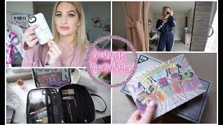 Vlog:  PACKING FOR NEW YORK CITY + SELLING MY MAKEUP