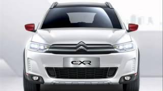 Citroen C-XR Concept 2014 Videos