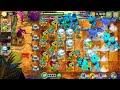 Game Plants vs. Zombies 2 - Jurassic Marsh Day 31