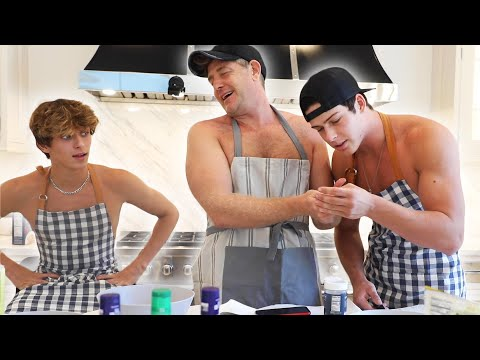 IS THE VLOG SQUAD COMING BACK? | F-Boy Kitchen Ft. Jason Nash