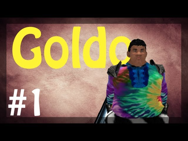 As aventuras de Goldo - Ep 1 - Slender? TRAVEL_VIDEO
