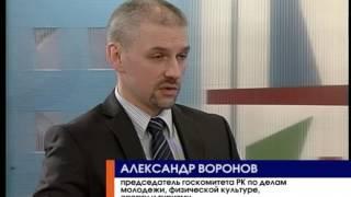 Гость в студии:  А.Воронов 01.03.11