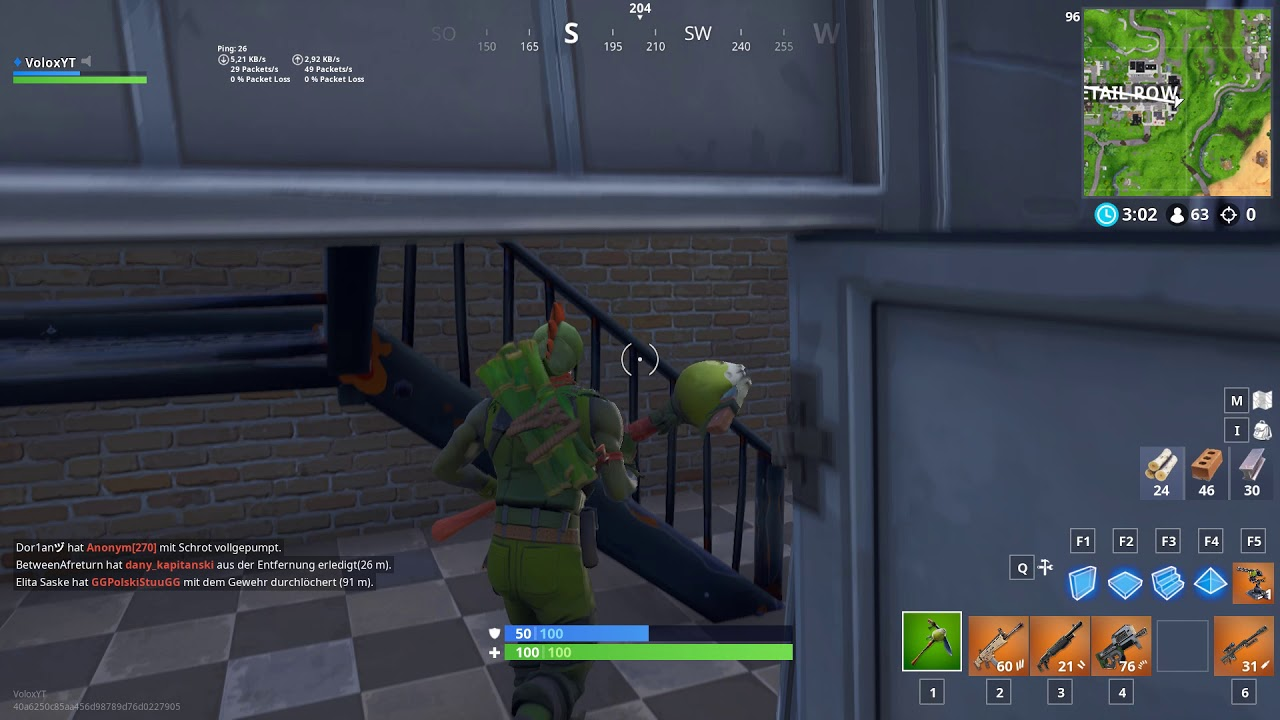 Download Fortnite   Sidejump Noscope! // PURES GOLD