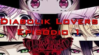 Diabolik Lovers Episódio 1 Dublado