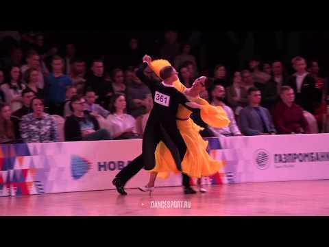 Соколов Егор - Кузьмицкая Виктория, Viennese Waltz, Первенство России 2020