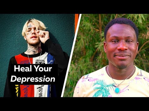 LIVING WITH DEPRESSION - how to heal depression