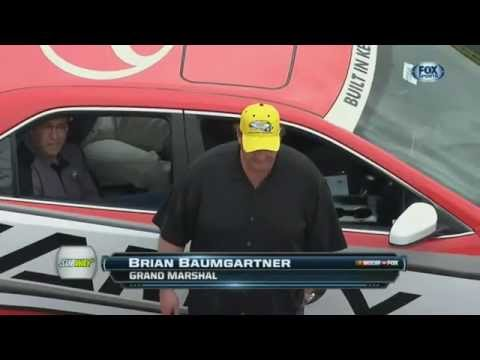 NASCAR Sprint Cup at Phoenix - Brian Baumgartner - Start Your Engines