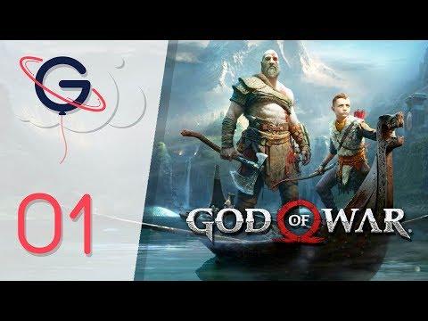 GOD OF WAR FR #1 : Bienvenue à Midgard !
