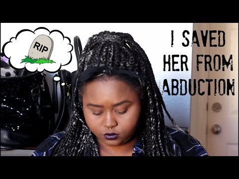 STORYTIME: I SAVED HER FROM ABDUCTION  KioshiWarrior