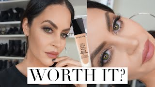 LANCOME TEINT IDOLE FOUNDATION - WORTH IT??