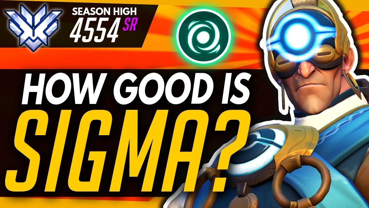 Overwatch | How Good Is Sigma? + Should You Play Him (ft Yeatle) thumbnail