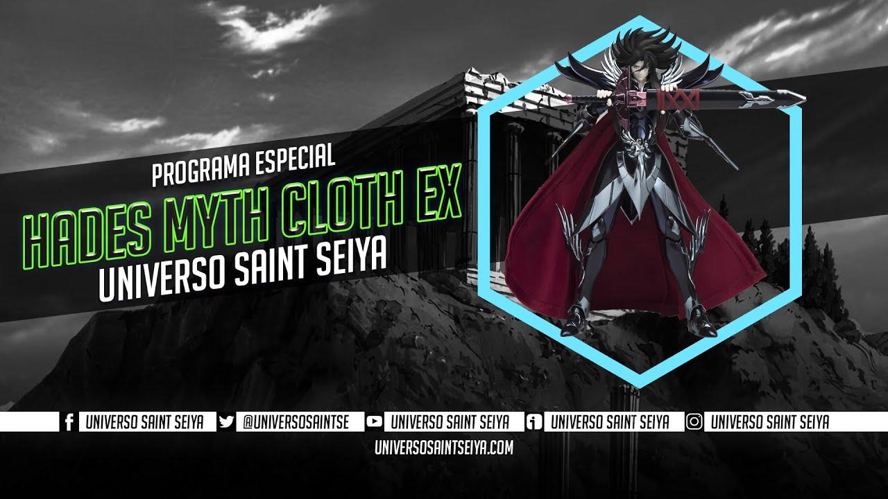 9x19 Hades Cloth Myth EX - Audio Reparado - Programa Especial