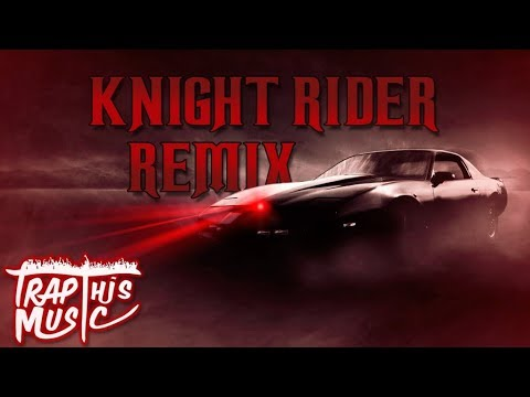 Knight Rider Theme Song Remix