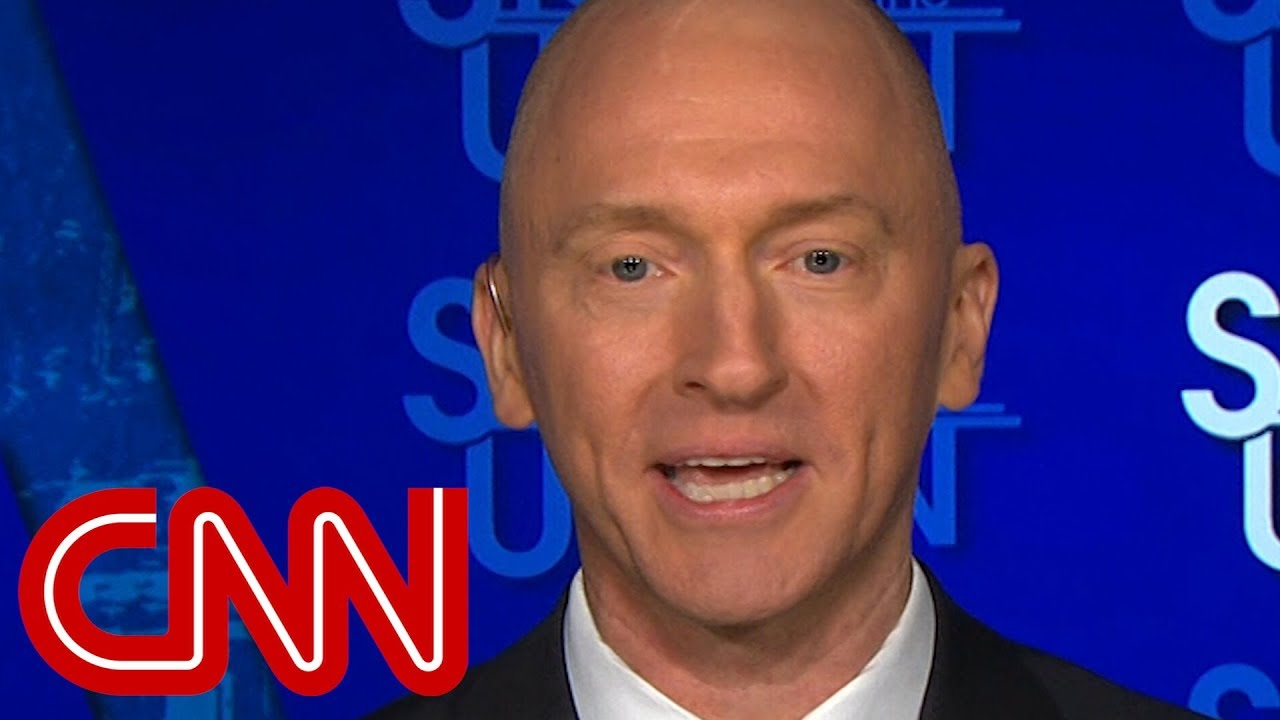Jake Tapper presses Carter Page on alleged Russia ties