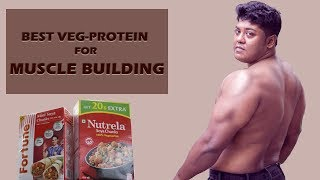 BEST VEG- PROTEIN FOR MUSCLE BUILDING || REVIEW SOYA CHUNKS || by FitGuru