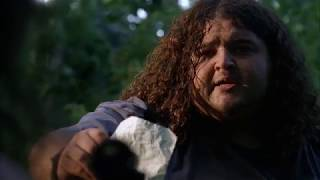 Остаться в Живых 1 сезон Blu Ray (Херли расспрашивает Руссо о цифрах)