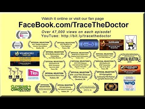 T.R.A.C.E. A Doctor Who Fan Film Web Series Season 1 (complete 44mins in 4K)