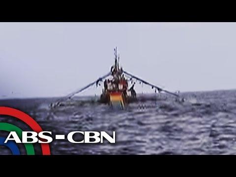 TV Patrol: Mga Pinoy sa Spratlys, itinaboy ng Chinese Coast Guard