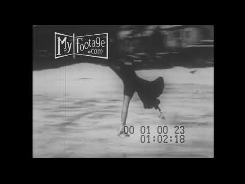 1930 Marabel Vinson Champion Figure Skater