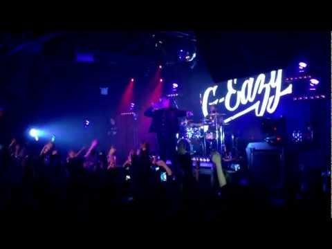 G-Eazy - Marilyn (Live @ Highline Ballroom)