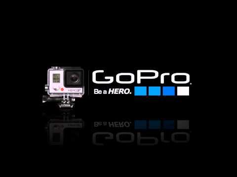 заставка GoPro Hero 3+ Intro