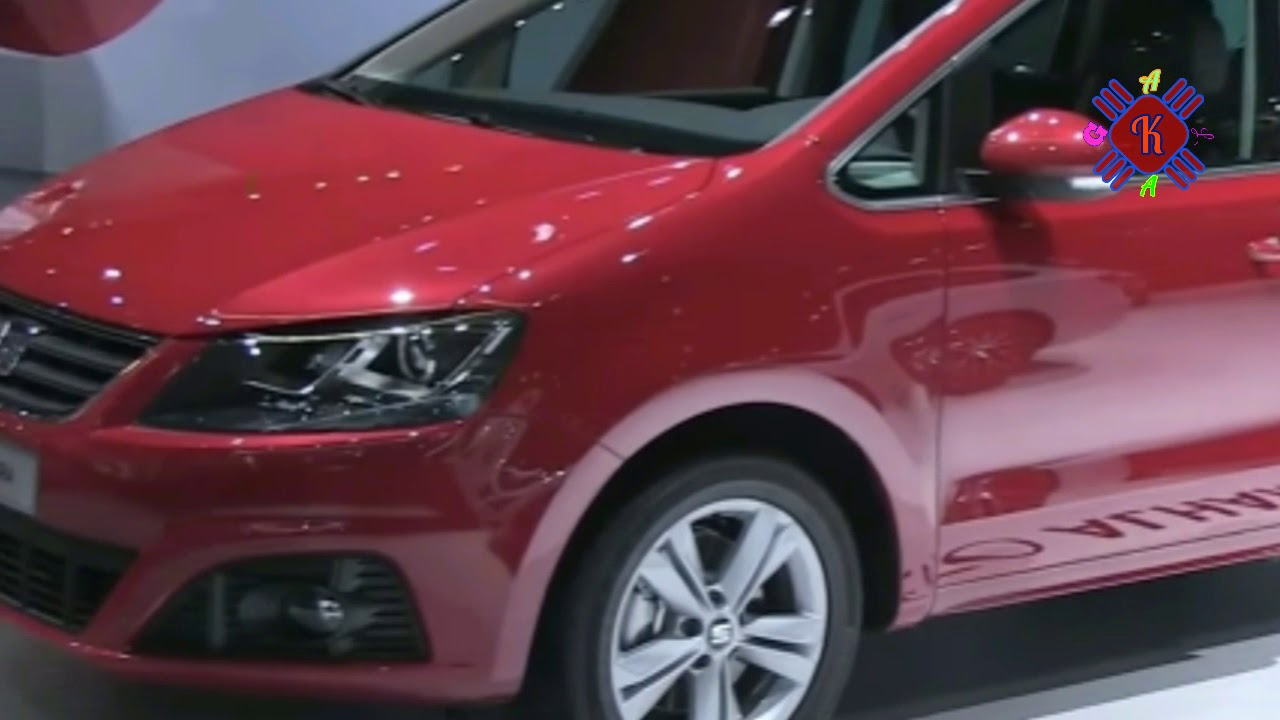 2019 seat alhambra mvp 2018 all new youtube. Black Bedroom Furniture Sets. Home Design Ideas
