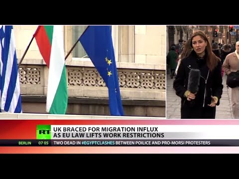 Last Border: UK lifts Romanian, Bulgarian work ban, braces for migration influx