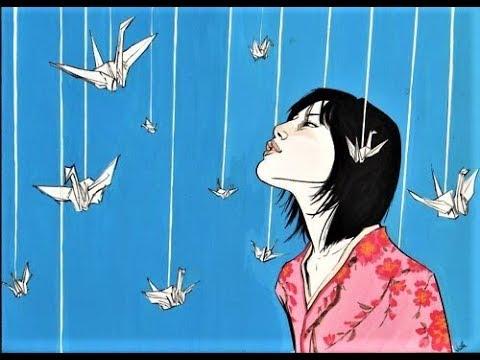 Câu chuyện về ngàn cánh hạc giấy của Sadako