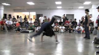 Erotic Body Movements in Maui, Hawaii B-Boy / B-Girl Battle 3 vs 3