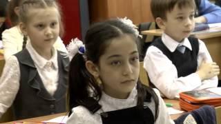 Мишина Елена Васильевна. Фрагмент урока русского языка в 1 классе.