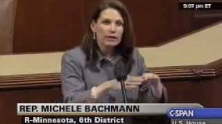 "Michele Bachmann: ""CO2 Is A Natural Byproduct of Nature!"""