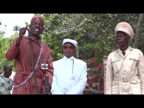 Reino do Bailundo Umbundu de Angola