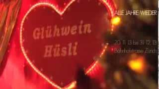Glüehwein Hüsli Bahnhofstrasse Zürich