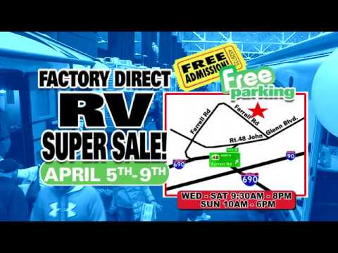 0287 032417 MEYERS RV FACTORY DIRECT SALE NO MUSIC