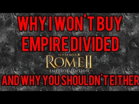 Why I Won't Buy 'Empire Divided' And Why You Shouldn't Either |