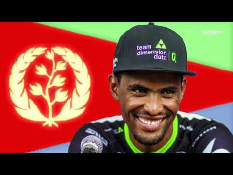 Eritrea - Mekseb Debesay - Le tour de Langkawi 2017 - Eritrean rider