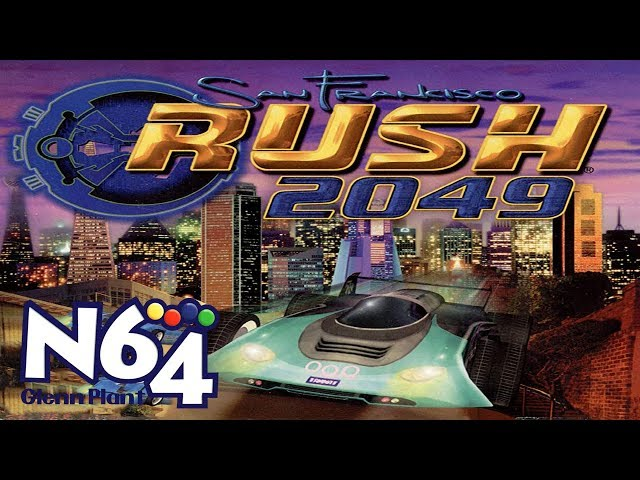 San Francisco Rush 2049 - Nintendo 64 Review - HD