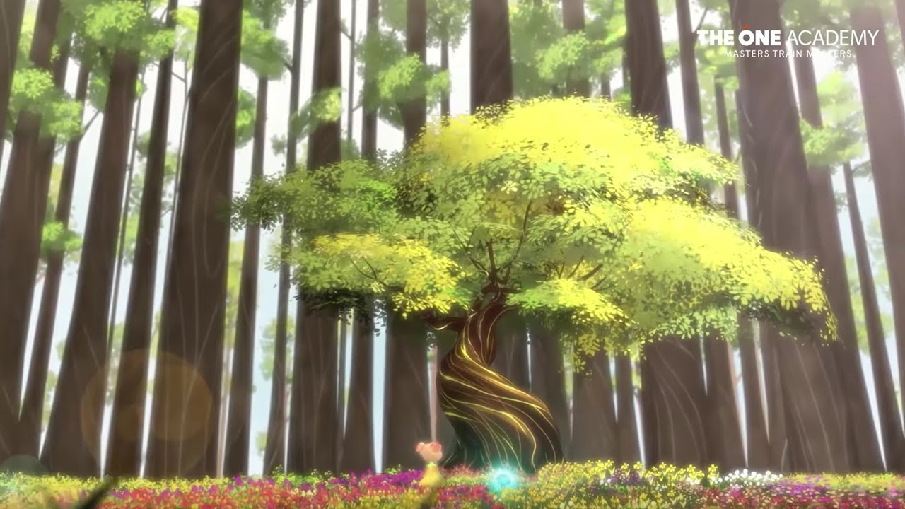 Download The First Of Spring - Digital Animation Showcase