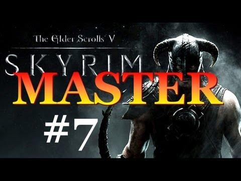 Skyrim Master #7 -Making Power Potions (+Free Ingredients!)