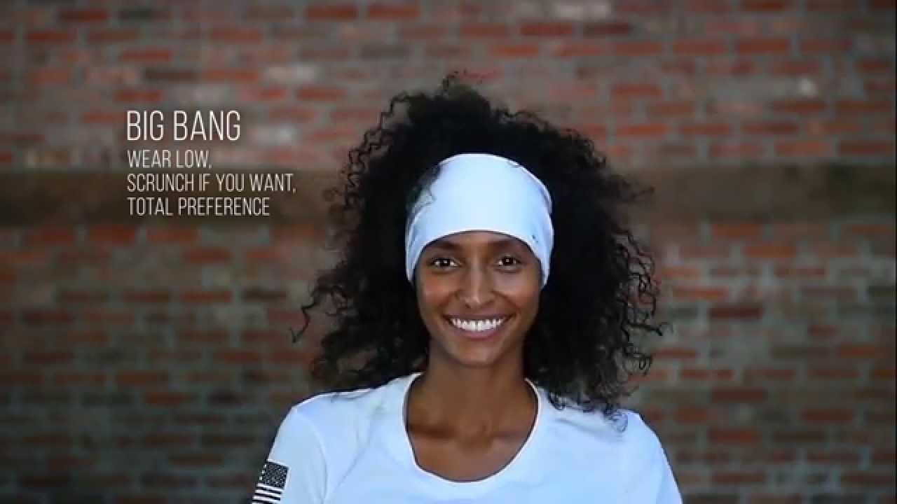 How To Wear A Junk Big Bang Headband Youtube