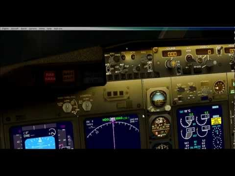 My new 737 sounds.